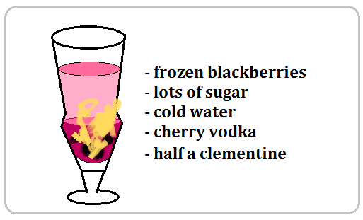 mixeddrinkberryclem