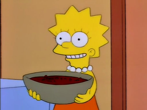 lisa-simpson-gapacho
